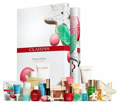 CLARINS 2016 Advent Calender LIMITED EDITION