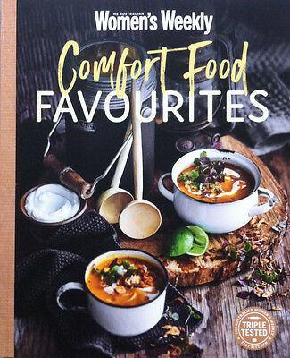 The Australian Women's Weekly Comfort Food Favourites - Latest Cookbook