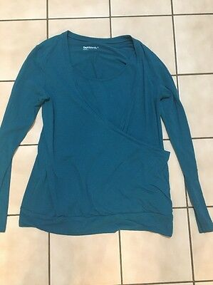 Gap Maternity Nursing Top Size Small S