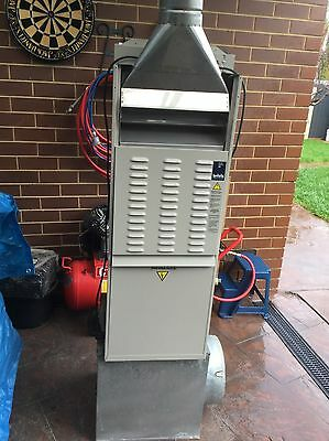 Brivis Upflow 20 2013 Gas Ducted Heating Unit
