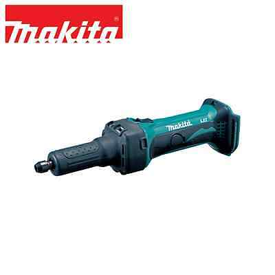 "Makita DGD800Z 18V LXT Lithium-Ion Long Nose Mobile 1/4"" Die Grinder - Skin Only"