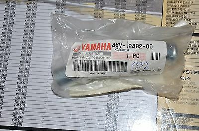 NEW yamaha R1 water pump coolant hard line! Hose pipe inlet tube 2 4XV-12482-00