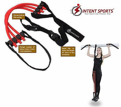 Pull Up Assist Band, Chin Up Assist Band, Max Performance, for Crossfit or p90x