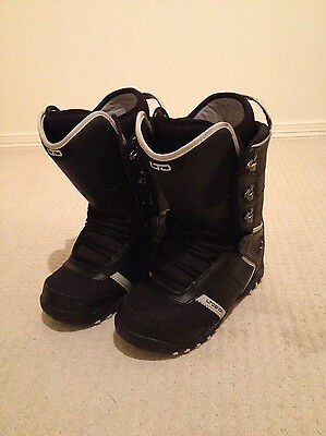 Mens Snowboard Boots Size 10 US