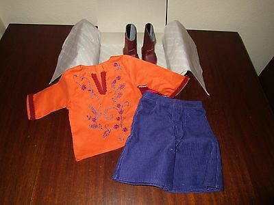 American Girl Julie's Casual Outfit Retired Ivy