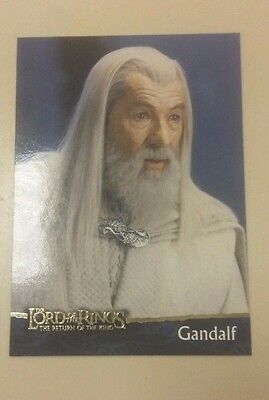 2003 Topps Lord Of The Rings Return Of The King Complete Set (1-90)