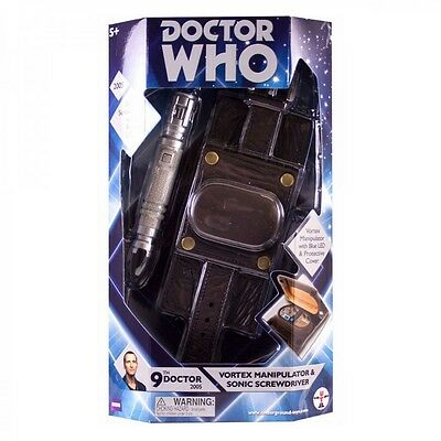 Dr Who The 9Th Doctor Vortex Manipulator And Sonic Screwdriver Rrp $34.95