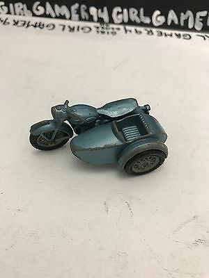 1960 Matchbox Moko Lesney Triumph T110 Motorcycle and Side Car No. 4C