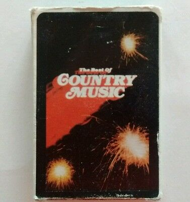 Best of Country Music Picture Deck Playing Cards