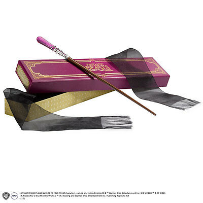 Fantastic Beasts Wand Seraphina Picquery Prop Replica By Noble Collection
