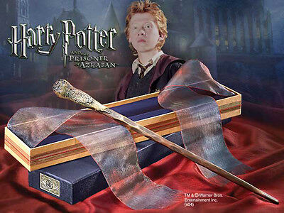 Harry Potter Ron Weasley´s Wand 35 cm Prop Replica By Noble Collection