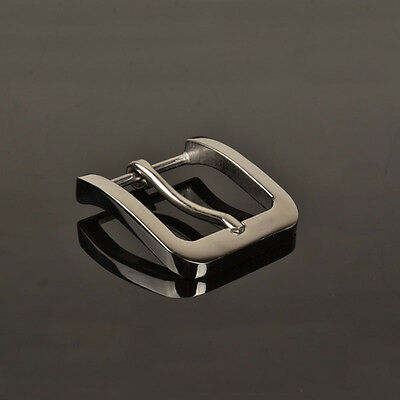 New Leather Craft Hardware 1-3/8''( 35mm) Pin Buckle Belt Buckle Brushed