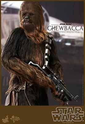 Star Wars Chewbacca 1:6 Scale Action Figure By Hot Toys