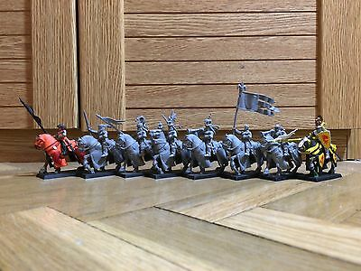 Bretonnia Knight Of The Realm And Errant Sixth Edition OOP Unit Of 8