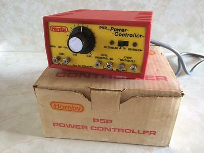 Vintage Hornby Railways P5P Power Controller Boxed 12V DC 15V AC HO Scale etc