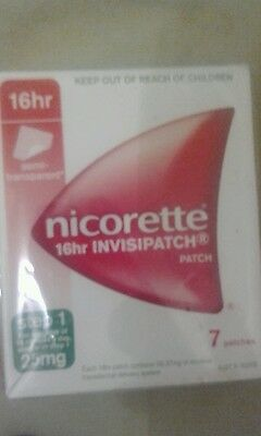 nicotine patches