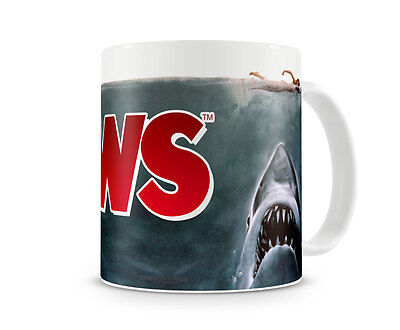 Official JAWS Movie Boxed Mug Cup Coffee 70s Great Retro Gift