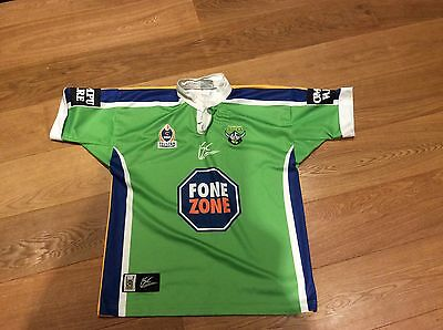 Canberra Raiders Rugby Shirt XL