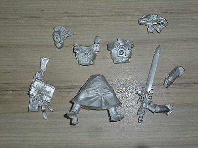 Warhammer 40k Inquisitor 54mm Covenant - Metal Unpainted