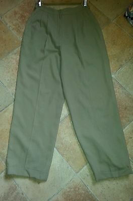 Vintage Anne Klein high waisted trousers