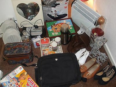 job lot car boot items