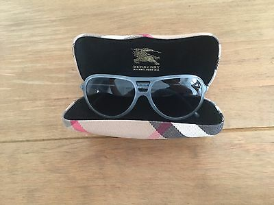 Burberry Aviator Sunglasses, Grey, with Burberry Case included