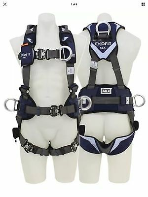 Sala Exofit Safety Harness New With Compliance Certificate