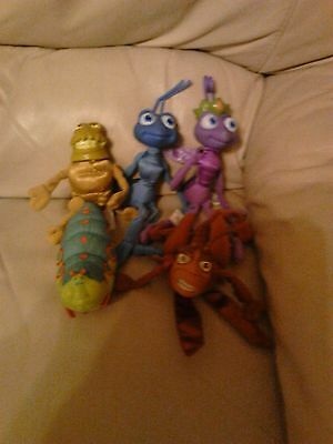 A Bugs Life Figures