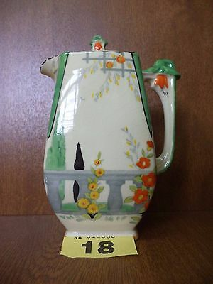 Burleigh Ware RIVIERA - 1.5 Pint Hot Water Jug - To use with Tea / Coffee Pot