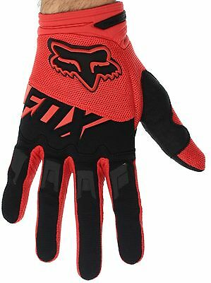 Guantes MX Fox 2016 Dirtpaw Race Rojo