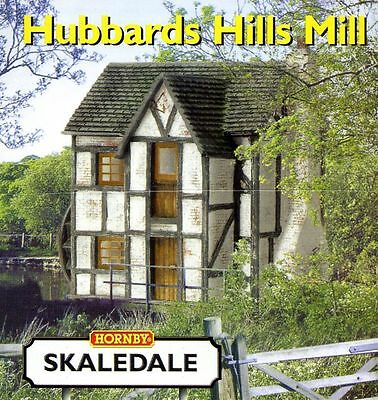 "Hornby Oo Gauge R8508 ""hubbards Hills Mill"" – Rare – New In Box"
