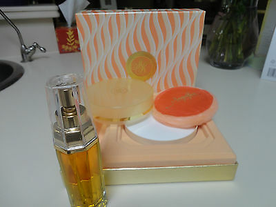 Mary Kay Angelfire cologne and Body Powder