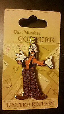 Cast Member - Goofy Couture pin LE 500 Disney Pin