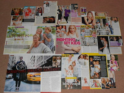 25+ KELLY RUTHERFORD Magazine Clippings