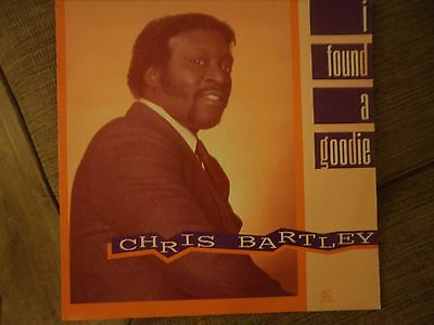 """Chris Bartley - 12"""" 4 Tracks I Found A Goodie/sweetest Thing This/truer Words"""