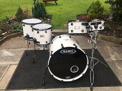 Mapex Saturn 5 Piece Shell Pack Drum Kit