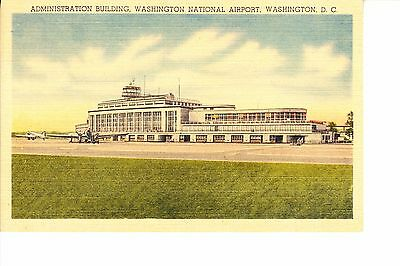 Washington National Airport  Administration Building 1940s