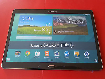 Samsung Galaxy Tab S in Grau Tablet DUMMY Attrappe - Deko, Requisit, Modell