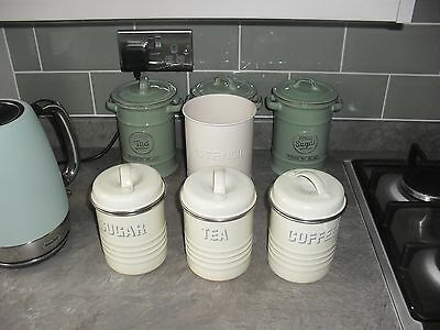 Typhoon Kitchen Storage Jars