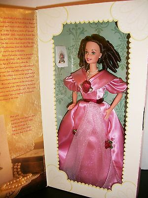 Barbie Sweet Valentine Doll - Be My Valentine Collector Series - NRFB