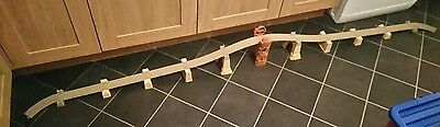 Thomas the tank engine & Friends Trackmaster OVERPASS ELEVATION TRACK SET