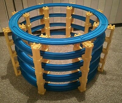 Thomas the tank engine & Friends Tomy Trackmaster 5 Tier tower spiral.