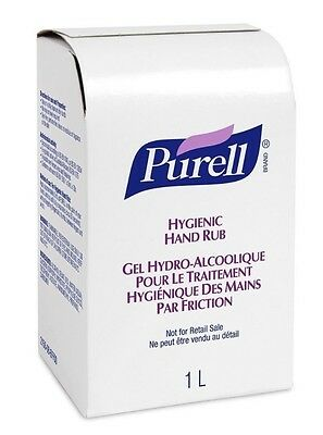 Recharge Purell 1L - Purell Refill 1L