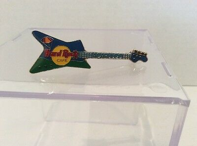 Hard Rock Cafe Guitar Pin -  Acapulco - Ships Free