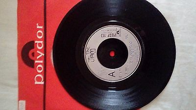 """7"""" vinyl single by The Jam: Going Underground/The Dreams Of Children"""