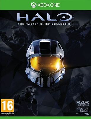 Halo: The Master Chief Collection - Microsoft Xbox One Download Code Key EU UK