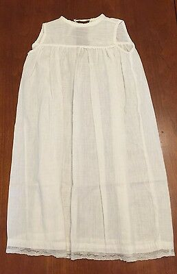 1930's Christening Gown Made In Newfoundland