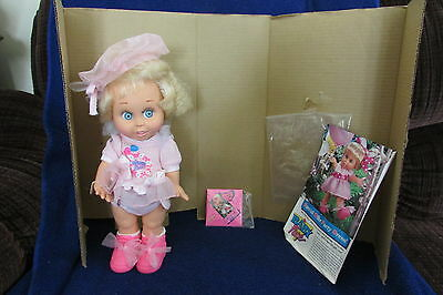 Baby Face Doll  So Innocent Cynthia by Galoob  New Open Box