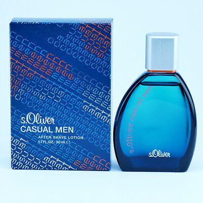 s.Oliver CASUAL MEN / MAN After Shave Lotion 50 ml