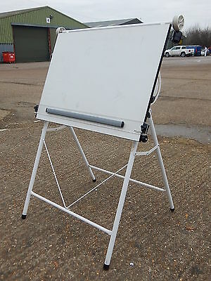 Blundell Harling Champion MkII A1 adjustable architects drawing board tilt table